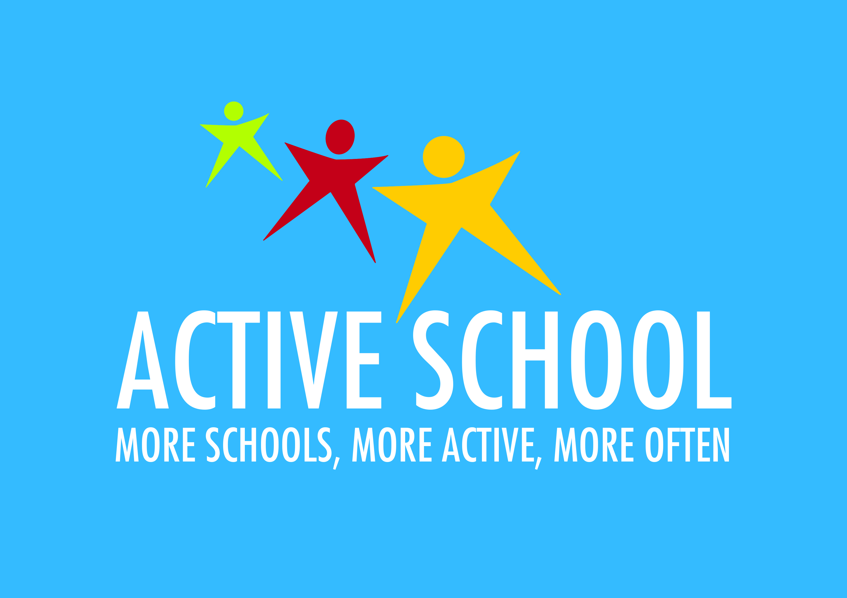 We Are An Active School!