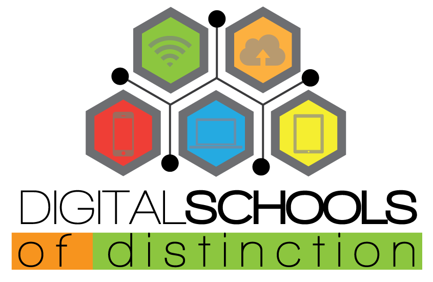 We Are A Digital School!